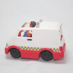 L6374 Ambulance with Stat and Stewart set